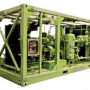 Distribuidor de boosters para gases