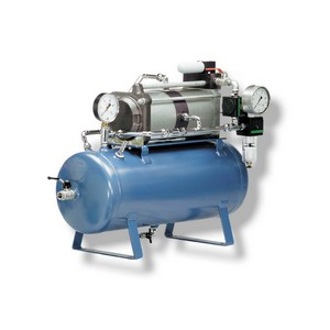 Compressor booster industrial