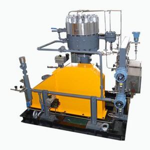 Booster para transferência de gases recarregável