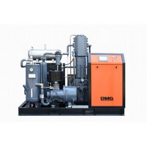 Boosters para gases industriais