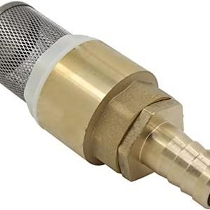 Válvula redutora de pressão de água