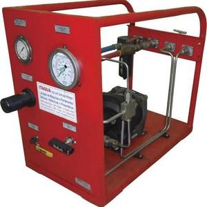 Maquina teste hidrostático preço