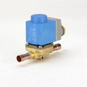 Fornecedor de válvula solenóide Danfos