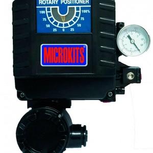 Posicionador eletropneumático