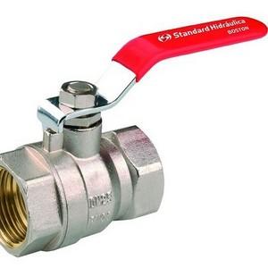 Válvula esfera com atuador pneumatico